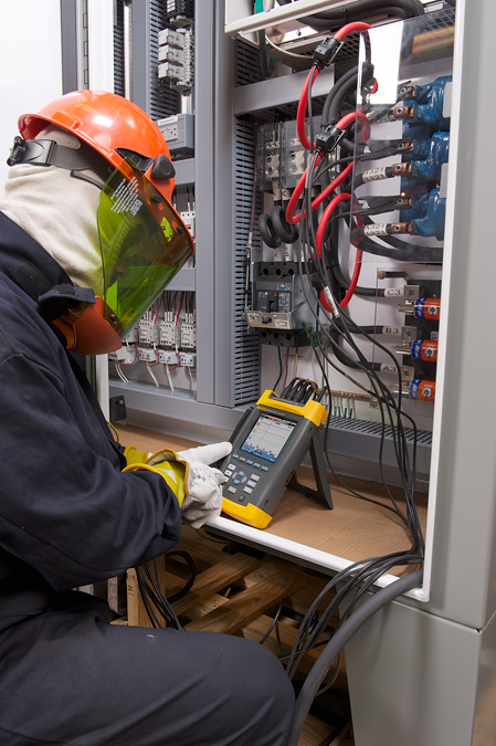 Power Quality Analyzer - Service by The Electrical Department Company